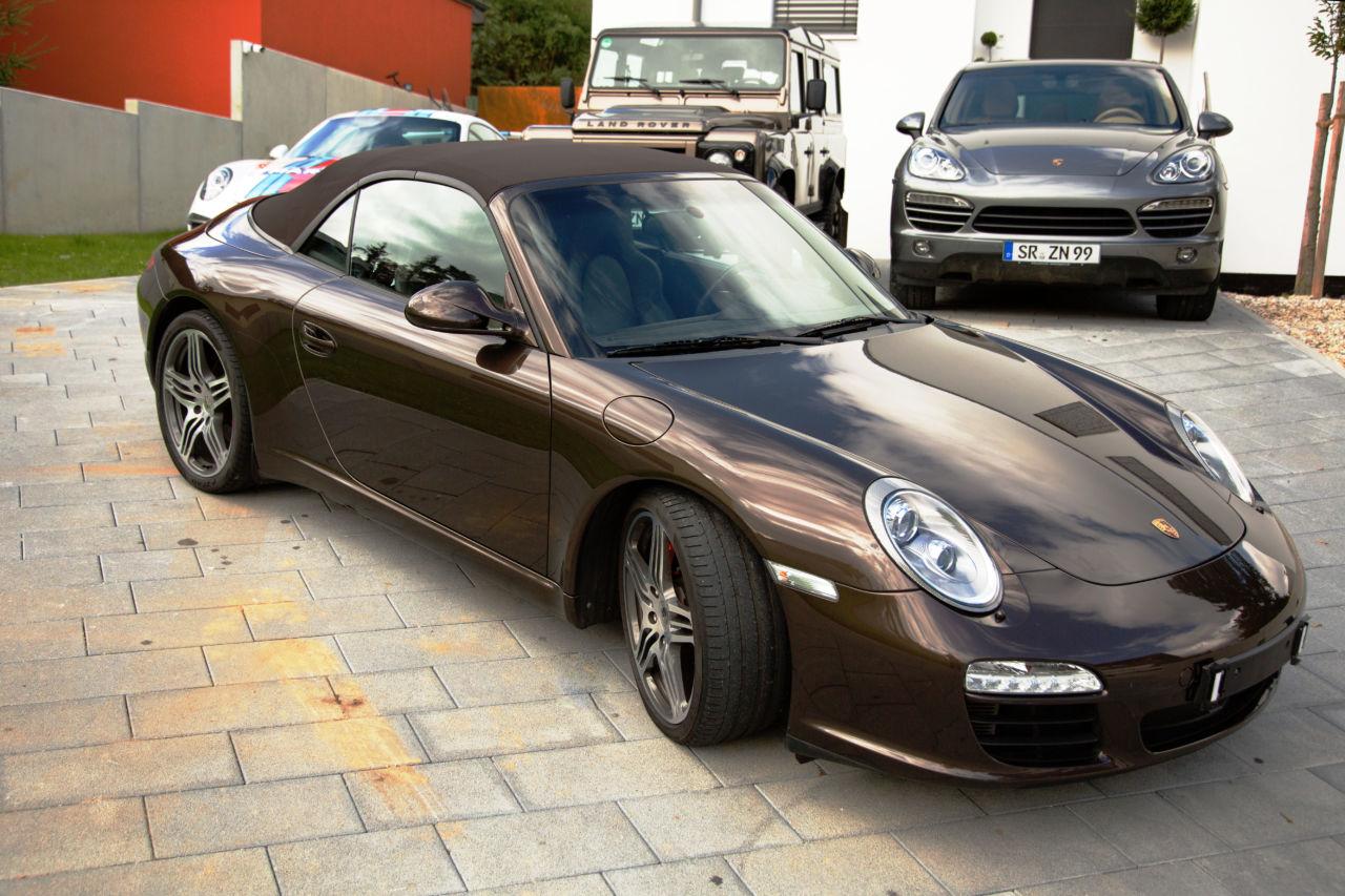Porsche 911 S Cabrio