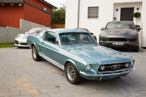 Ford Mustang Fastback 390 S-Code 1967
