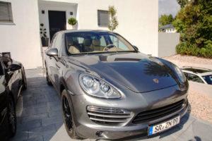 Porsche Cayenne Diesel MTM