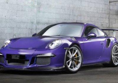 Porsche - Tuning center