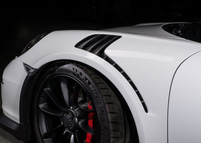 Porsche GT3 RS - Tuning center