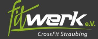 Fitwerk e.V. Logo